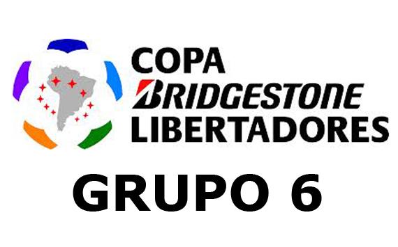 Copa Libertadores - Grupo 6