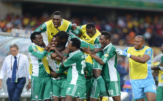 Slideshow: The Afcon quarter finals as they happened