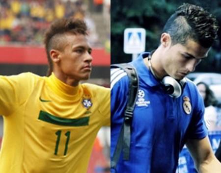 Top 10 Performances - Neymar and CR7
