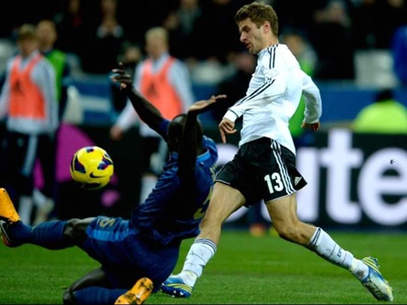 Pr U00e9via Fran U00e7a X Alemanha Goal Com