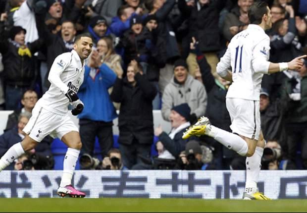 Tottenham 2-1 Newcastle: Brilliant Bale tightens Spurs' grip on top-four place