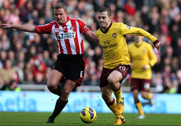 Sunderland 0-1 Arsenal: Cazorla winner tempered by Wilshere injury worry