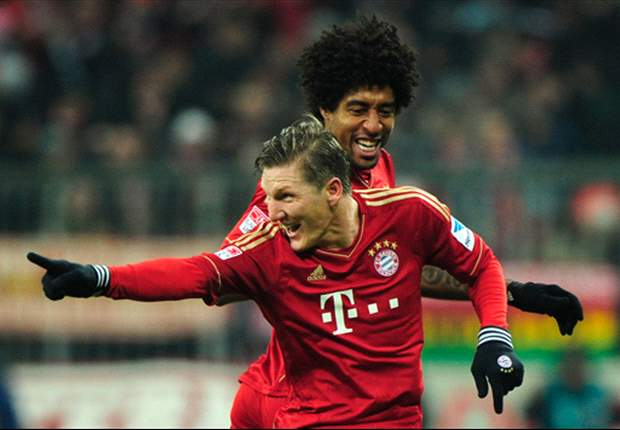 Coole Bayern siegen gegen hoffnungslos unterlegene Schalker