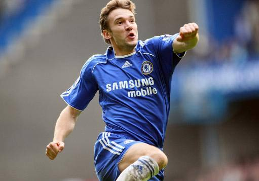 Image result for Andriy Shevchenko