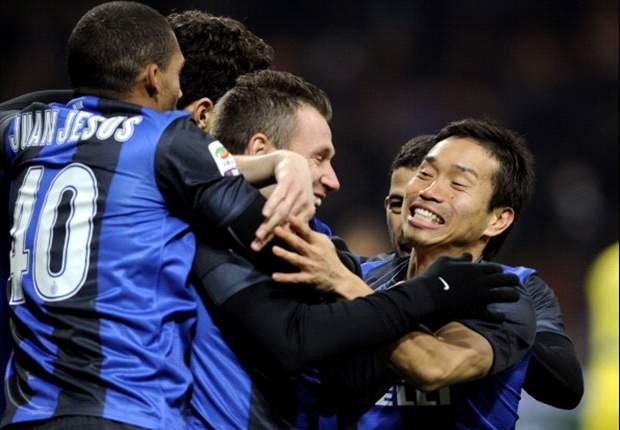 Inter de Milán vence al Chievo: Oxígeno puro para los neroazurri