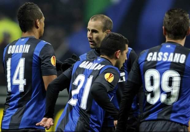 Inter 2-0 Cluj: Serious injury to Milito sours Nerazzurri triumph