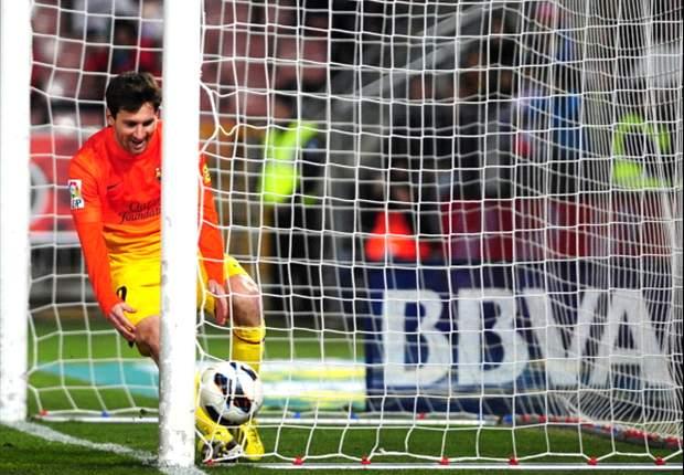 Granada-Barcellona 1-2: Ighalo illude gli andalusi, ma il 'solito' Messi prima fa 300 e poi sigilla la vittoria