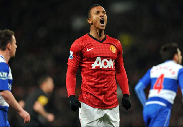 Manchester United 2-1 Reading: Nani and Chicharito see Red Devils into FA Cup sixth round