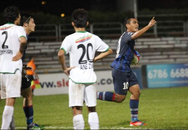 Woodlands Wellington 2-2 Warriors FC: Warriors show resilience in draw