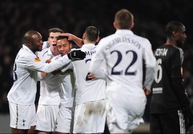 Lyon 1-1 Tottenham (Agg: 2-3): Dembele snatches aggregate winner as Spurs progress in dramatic fashion