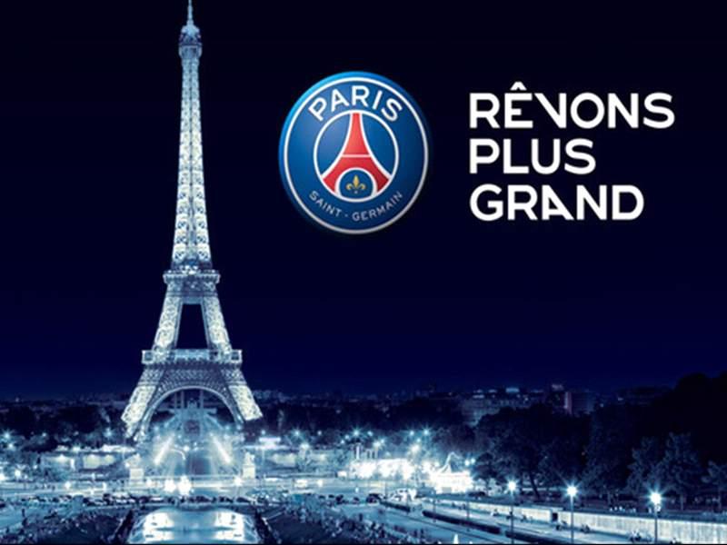 Paris Saint Germain Prasentiert Neues Vereins Wappen Goal Com
