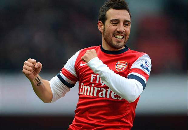 Arsenal 2-1 Aston Villa: Cazorla leaves it late to ease pressure on Wenger