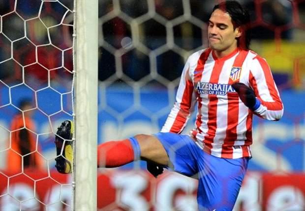 La Liga Round 25 Results: Atletico maintain perfect home record