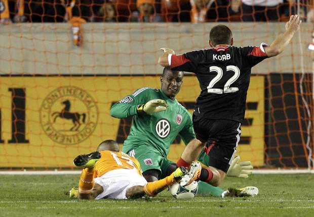 Houston Dynamo 2-0 D.C. United: Dynamo take home win to open season