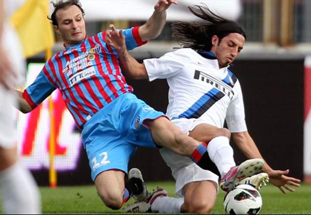 Catania 2-3 Inter: Palacio inspires incredible Nerazzurri fightback