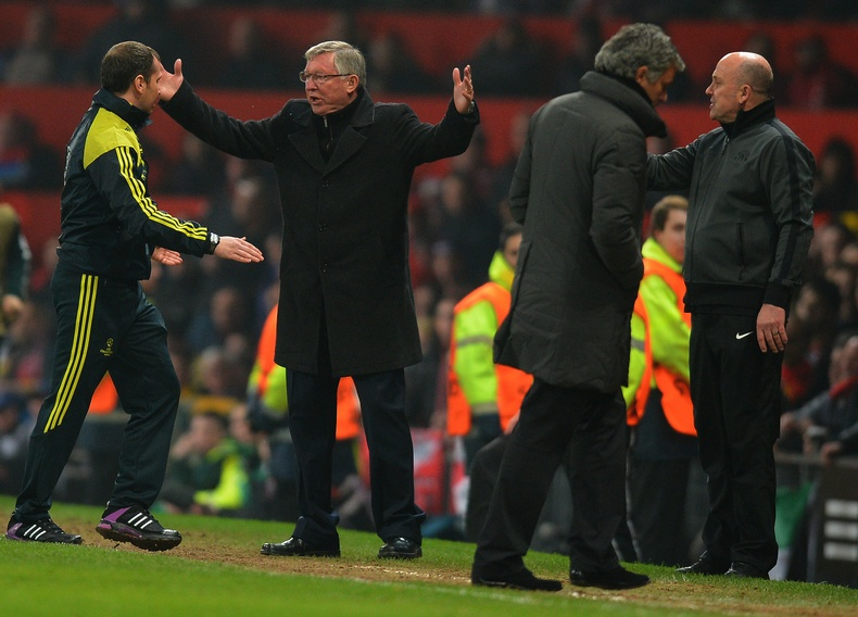 Bintang Yang Didepak Sir Alex Ferguson