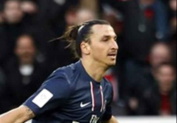 Ibrahimovic remonta el partido con un doblete