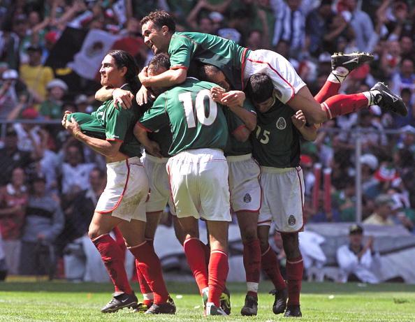 Honduras-México, un clásico naciente de CONCACAF