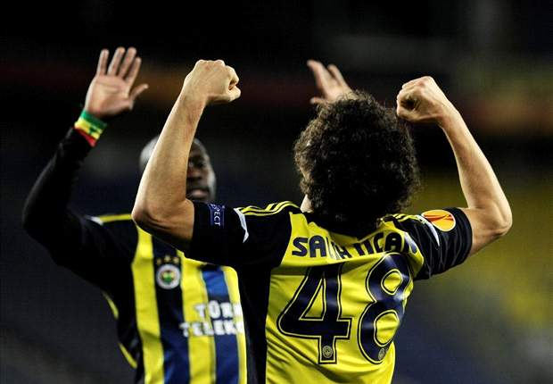 Europa League Round of 16: First-leg victors hold out for quarter-final berths