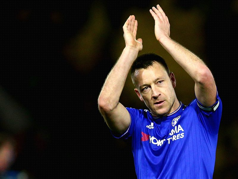 Lampard: I worry about Chelsea when Terry leaves