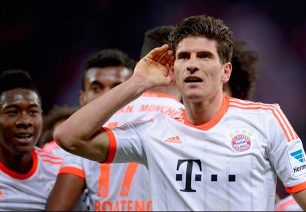 Hannover 1-6 Bayern Munich: Gomez double highlight of another rout for champions
