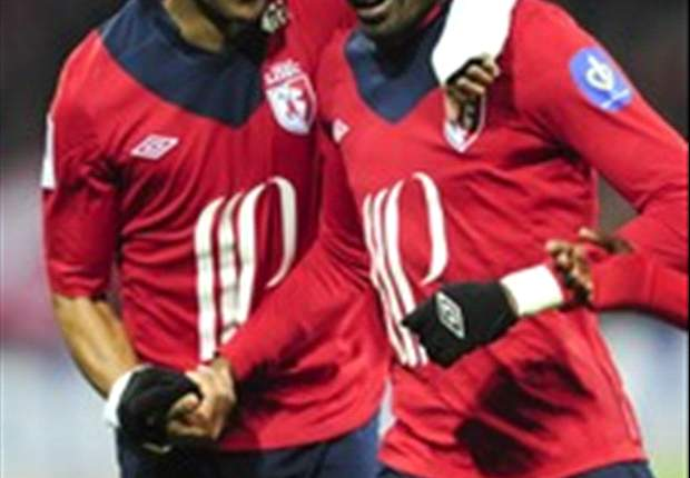 Lille son dakikalarda geri döndü: 1-2