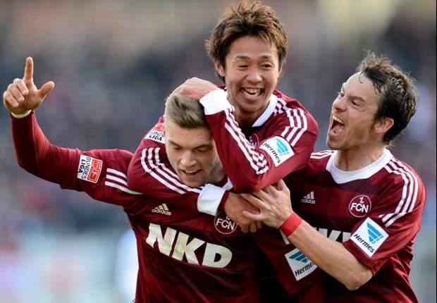 Bundesliga Round 26 Results: Wasteful Schalke punished by Nurnberg