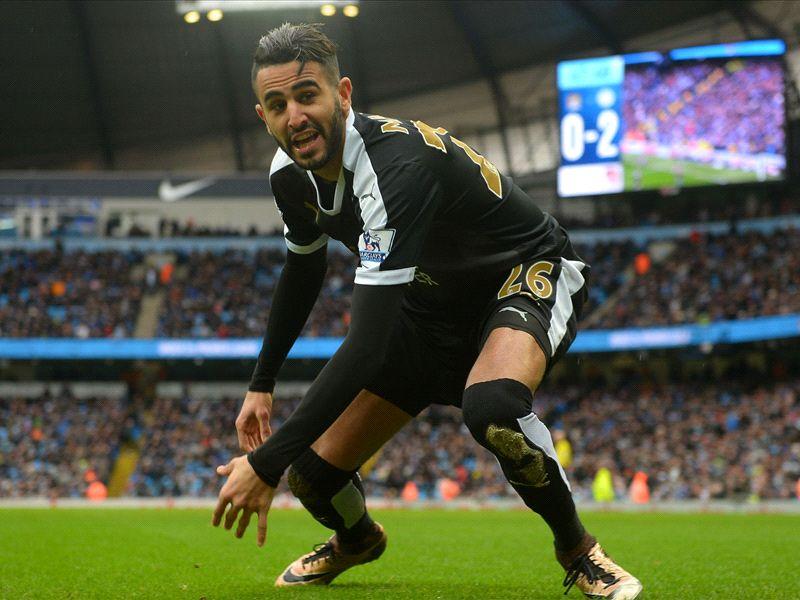 Leicester City, Mahrez retrouve la lumière