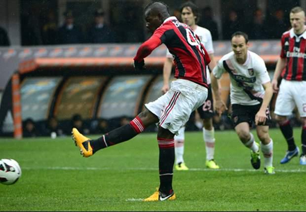 Mario Balotelli Pastikan Kemenangan AC Milan