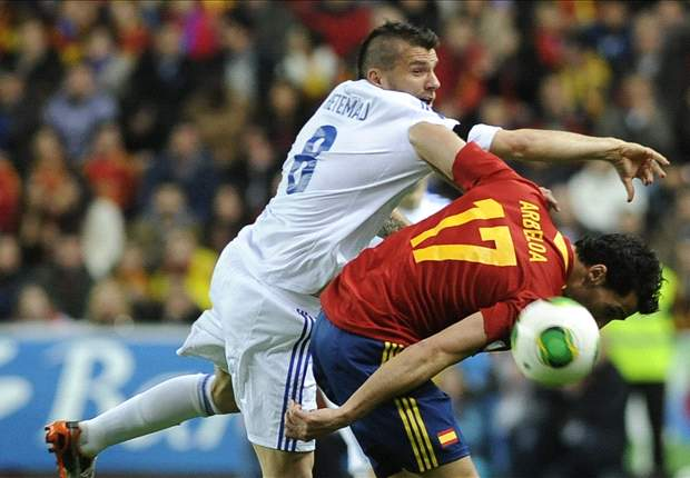 Spain 1-1 Finland: Pukki leveller leaves world champions reeling