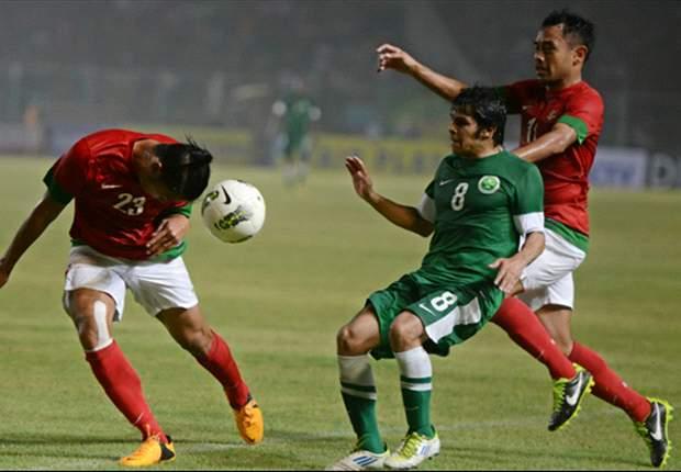 Laporan Pertandingan: Indonesia 1-2 Arab Saudi