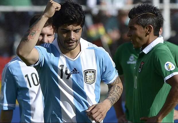 Bolivia 1-1 Argentina: Punto para acercarse al objetivo