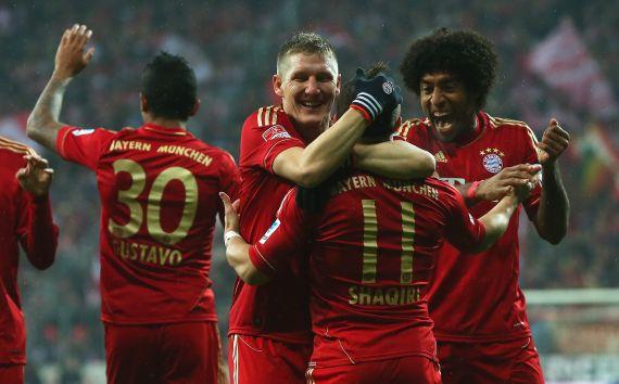 Der FC Bayern München und die Italiener