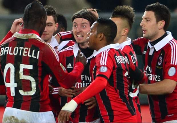 Riccardo Montolivo Berikan Tiga Angka Untuk AC Milan