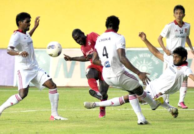 Churchill Brothers SC 2-1 Pune FC: The Red Machines pull clear in the title race