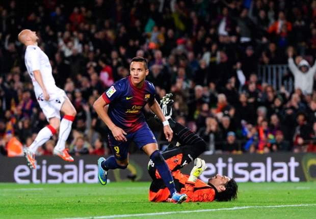 Barcellona-Maiorca 5-0: Triplo Fabregas e doppio Sanchez, è la solita goleada blaugrana