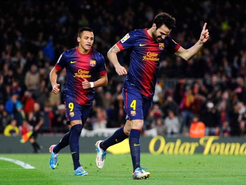 Real Madrid Vs Getafe La Liga 2013 Brilliant Second: La Liga Team Of The Week: Cesc, Alexis & Higuain All