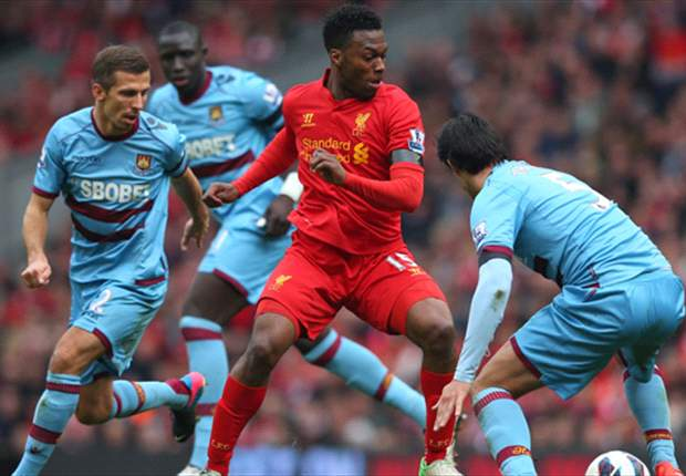 Liverpool 0-0 West Ham: Poor game ends in stalemate