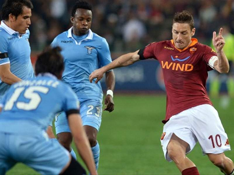 Roma lazio betting preview nfl online betting illegal in singapore