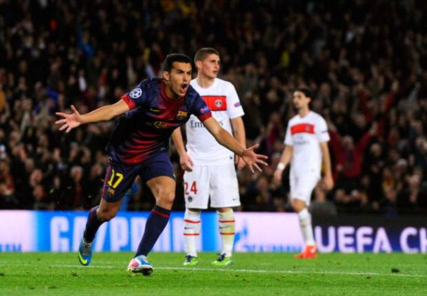 Barcelona 1-1 Paris Saint-Germain (Agg 3-3, Barca win on away goals): Messi effect edges Catalans through