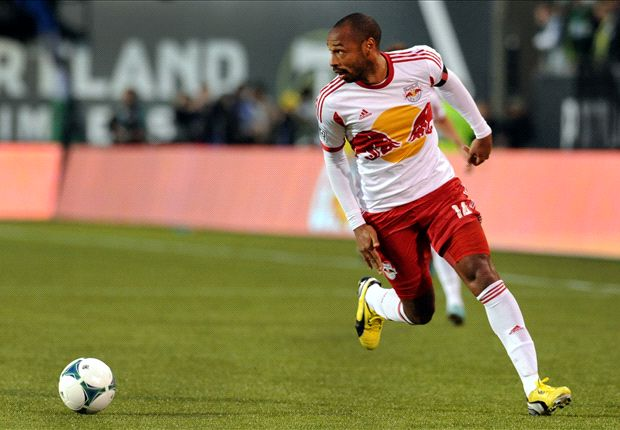 New York Red Bulls 2-1 Montreal Impact: Thierry Henry double sends Montreal packing