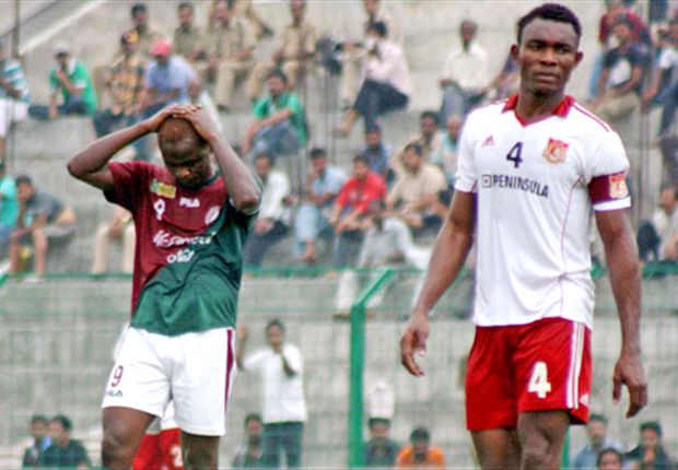 Mohun Bagan 1-3 Pune FC: Derrick Pereira's side have it easy against the Mariners