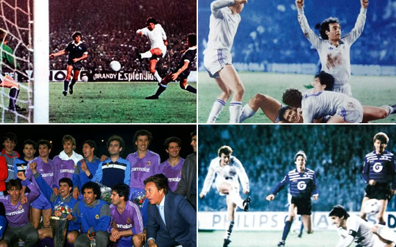 5 remontadas históricas del Real Madrid