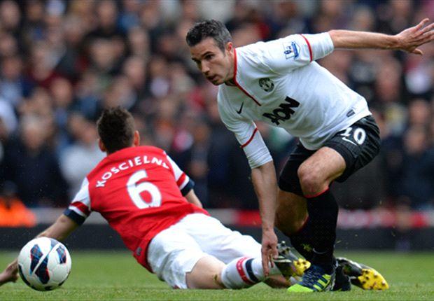 FC Arsenal und Manchester United teilen die Punkte