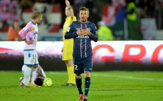 David Beckham's 10 most memorable moments