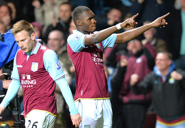 Aston Villa 6-1 Sunderland: Benteke batters Black Cats as hosts claim valuable win in relegation scrap