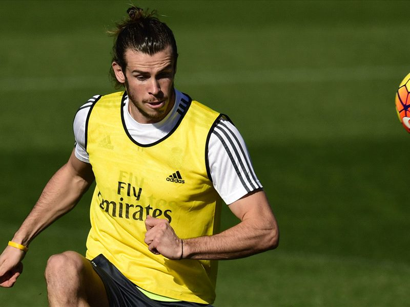 Bale scores stunner in Madrid training… and Marcelo's not happy about it!