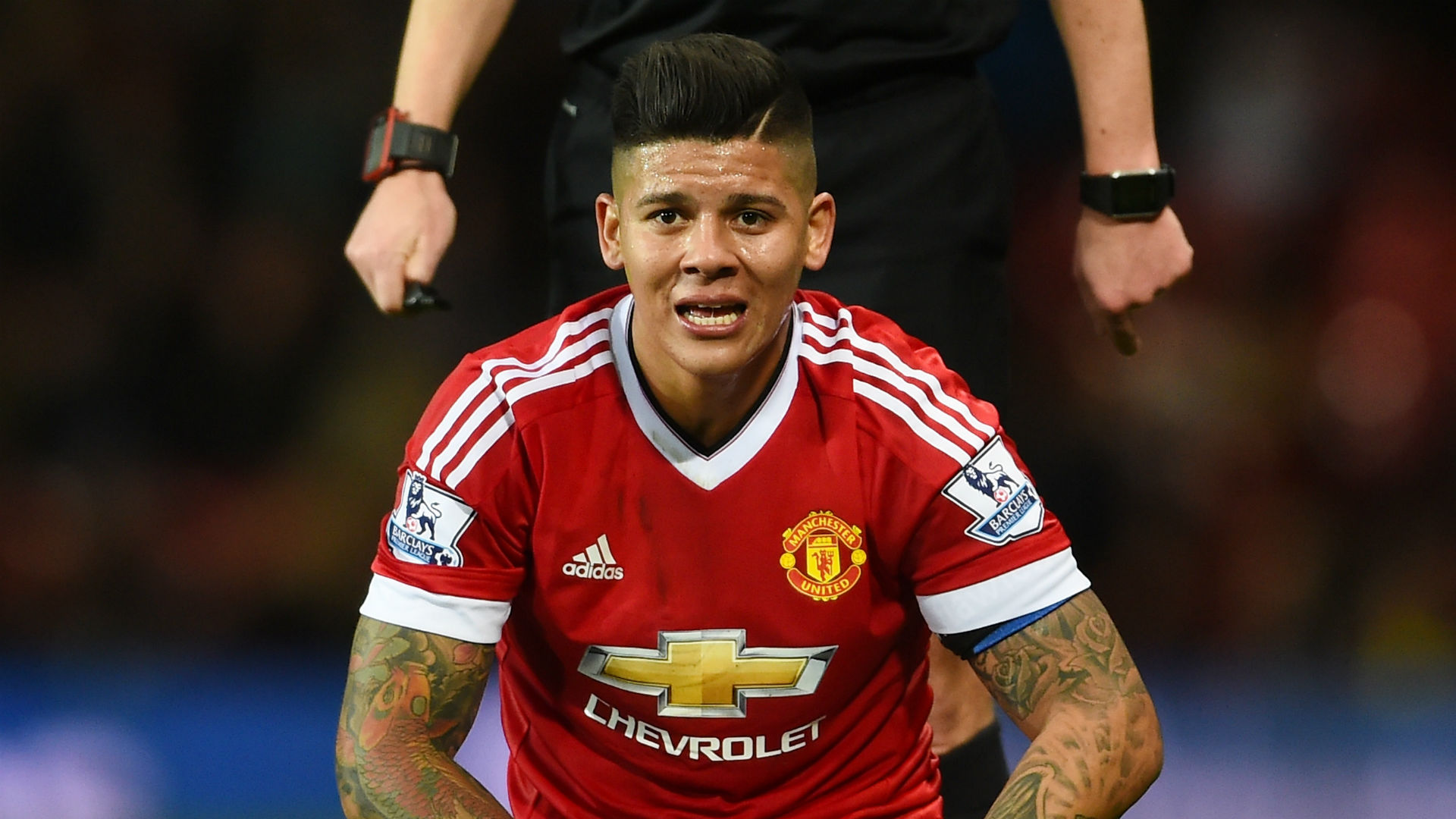 RUMOURS Rojo To Be Part Of Man United Summer Clearout