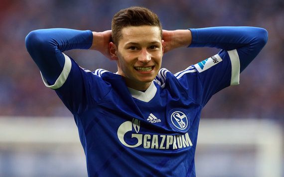 Julian Draxler verlängert beim FC Schalke 04 - Bilder eines Ausnahme-Talents