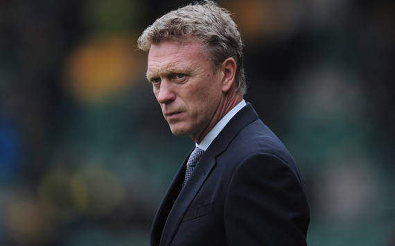 Managers back Moyes for Manchester United job